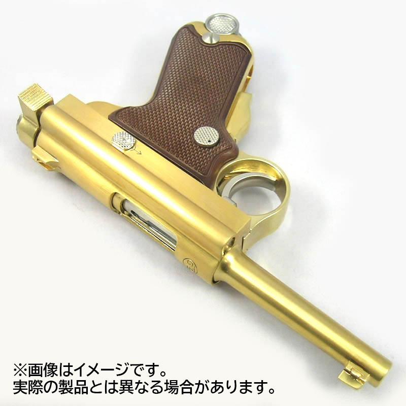 画像3: 南部式小型拳銃[東京ガス電気工業刻印/ダミーカートモデル]桐箱入り  金属・ダミーカート式モデル(マルシン)