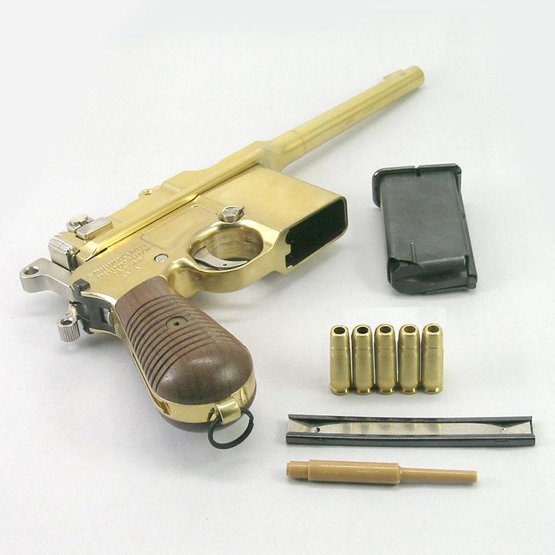 画像4: モーゼルM712 金属・BLK式モデルガン(マルシン)