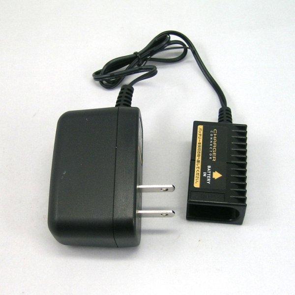画像2: NEW 7.2V/500mAh・マイクロ500バッテリー専用充電器(Ni-MH) [電動ハンドガン/コンパクト電動ガン用] (マルイ)