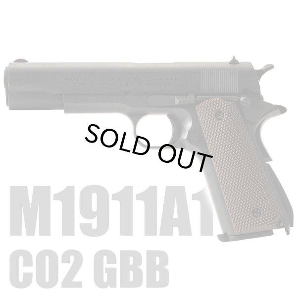 画像1: M1911A1 CO2GBB 【CO2カートリッジ】 NP樹脂・BLK式ガスガン(タニオコバ×BATON)