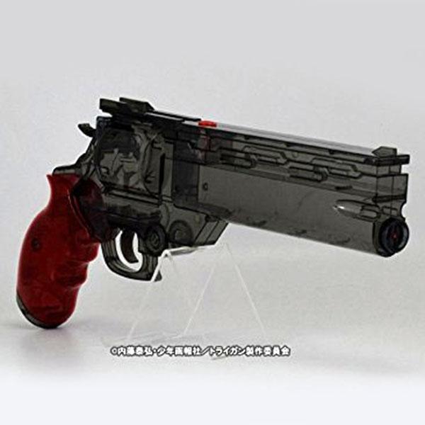 画像3: 劇場版トライガン「BADLANDS RUMBLE」より ヴァッシュの銃 ウォーターガン [クリアブラックVer.] PS製(Fullcock/アルゴ舎)