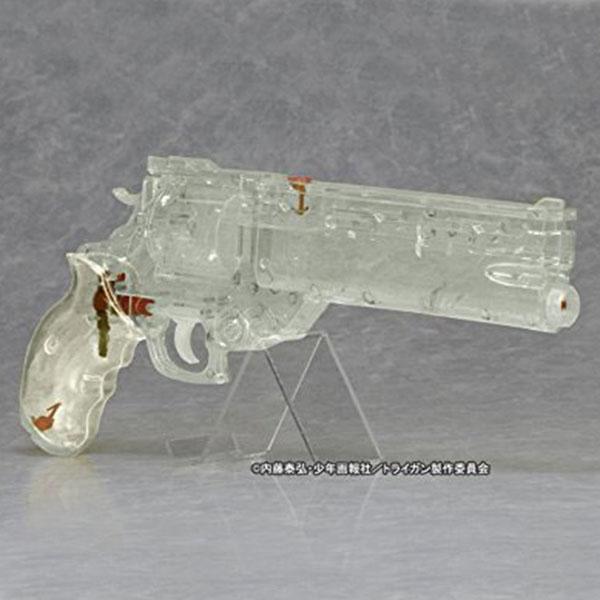 画像4: 劇場版トライガン「BADLANDS RUMBLE」より ヴァッシュの銃 ウォーターガン [オールクリアVer.] PS製(Fullcock/アルゴ舎)
