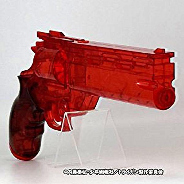 画像3: 劇場版トライガン「BADLANDS RUMBLE」より ヴァッシュの銃 ウォーターガン [クリアレッドVer.] PS製(Fullcock/アルゴ舎)