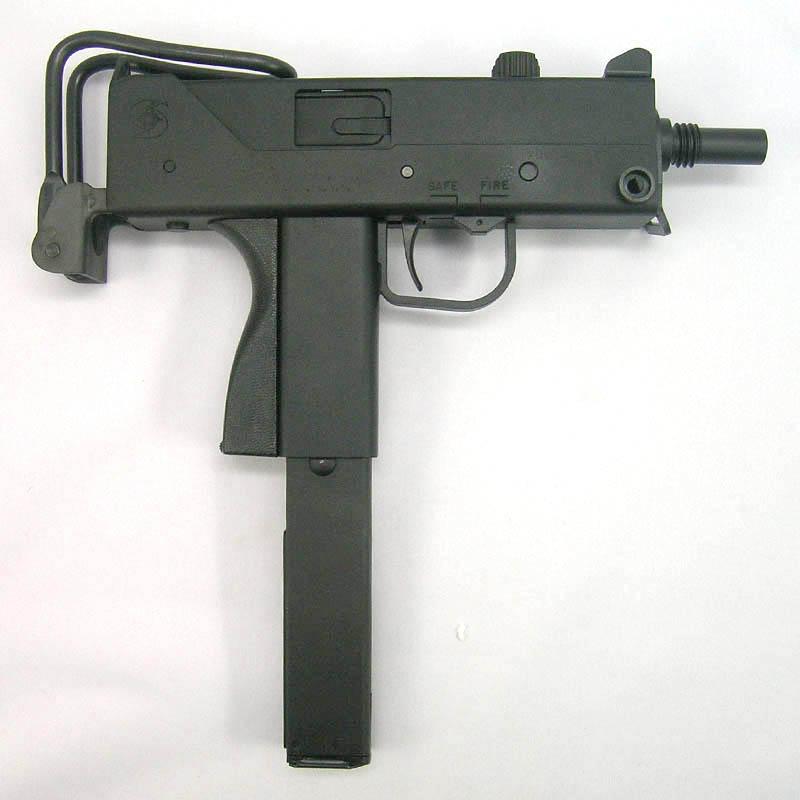 画像2: M11A1 [HW/SYSTEM7] HW・BLKガスガン(KSC)