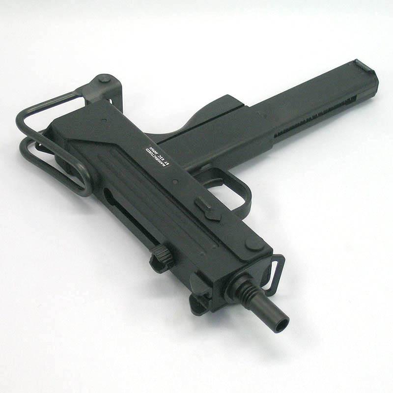 画像3: M11A1 [HW/SYSTEM7] HW・BLKガスガン(KSC)