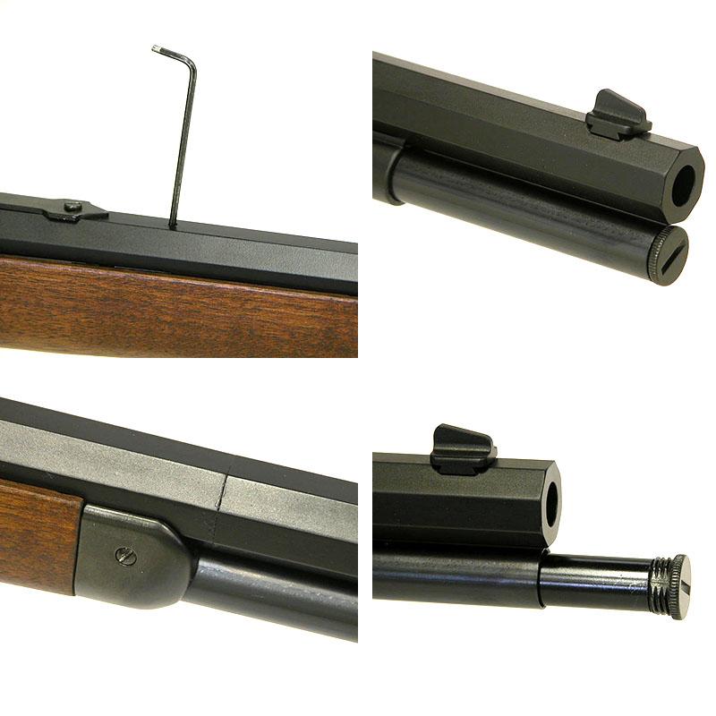 画像3: ウインチェスターM1873ライフル 金属/木製・エアガン(KTW)
