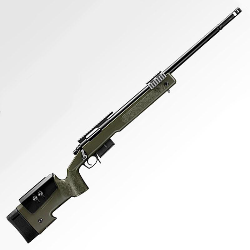 画像1: M40A5<ODストック> 金属/ABS・コッキング式エアガン(マルイ)