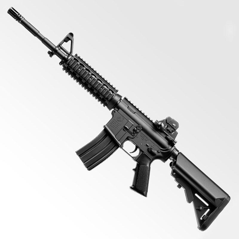 画像1: 【次世代電動ガン】 SOPMOD M4 金属・電動エアガン(マルイ)