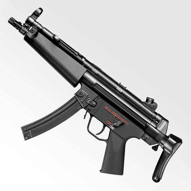 画像1: 【新春限定特価40%OFF/代引限定販売】MP5A5 ABS・STD電動ガン(マルイ)