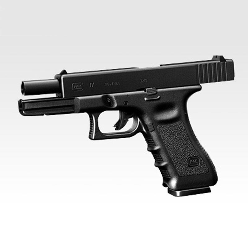 画像2: グロック17・モデル3rdジェネレーション ABS/BLKガスガン(マルイ)