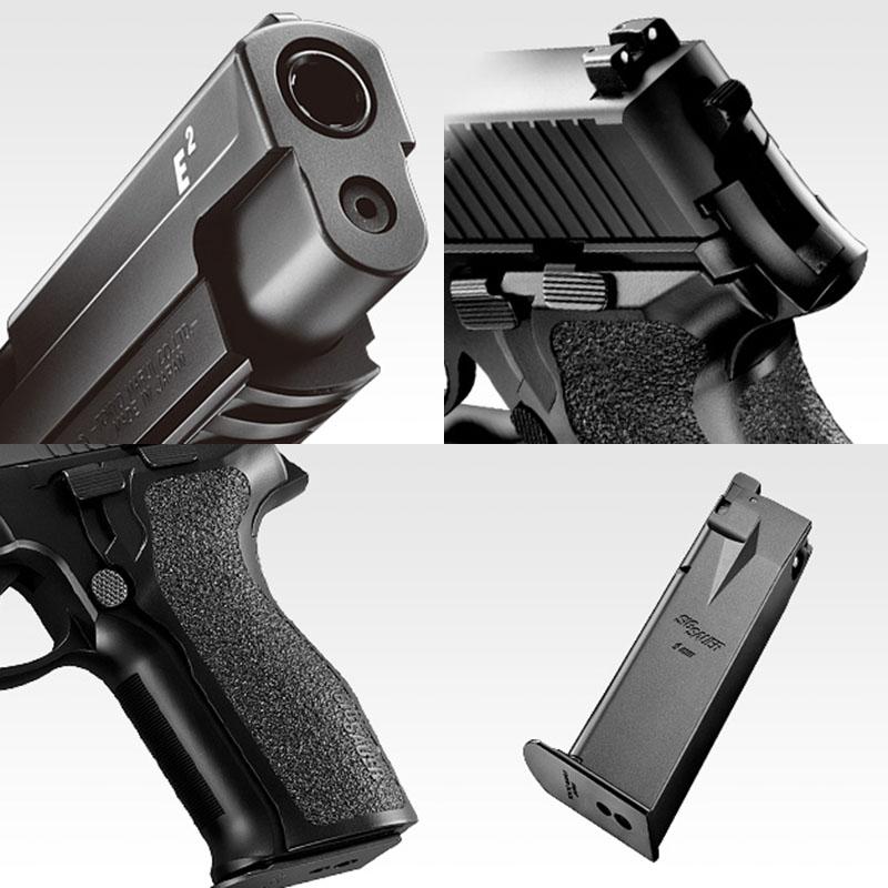 画像3: SIG SAUER P226E2 ABS・BLKガスガン(マルイ)