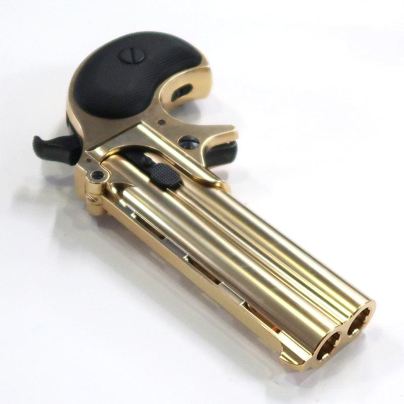 画像3: ハンター・デリンジャー・ゴールドABS【6mmBB/Xカートリッジ】 ABS製(マルシン)