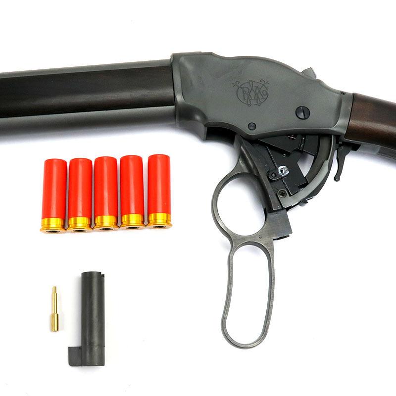 画像5: M1887ガーズガン・エクセレントHW[木製ストックVer.]6mmBB EX-HW・ガスガン(マルシン)
