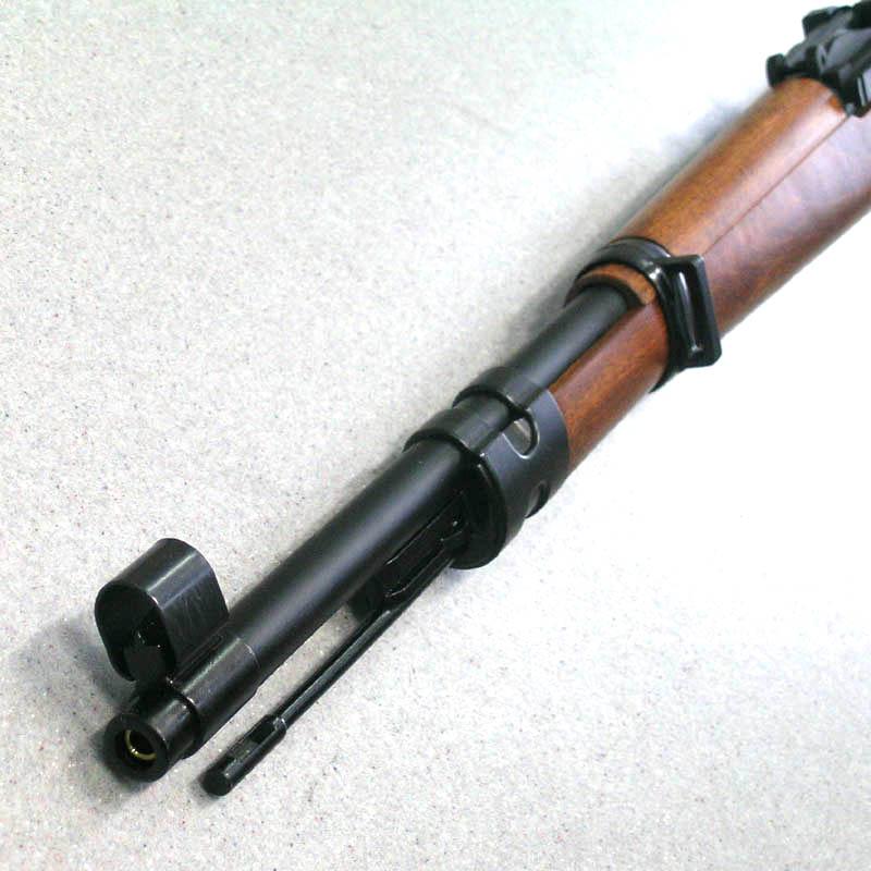 画像3: モーゼルKar98k 《強化版》[ライブカート式/ウォールナットストック] 6mmBB HW・ボルトアクションガスガン(マルシン)