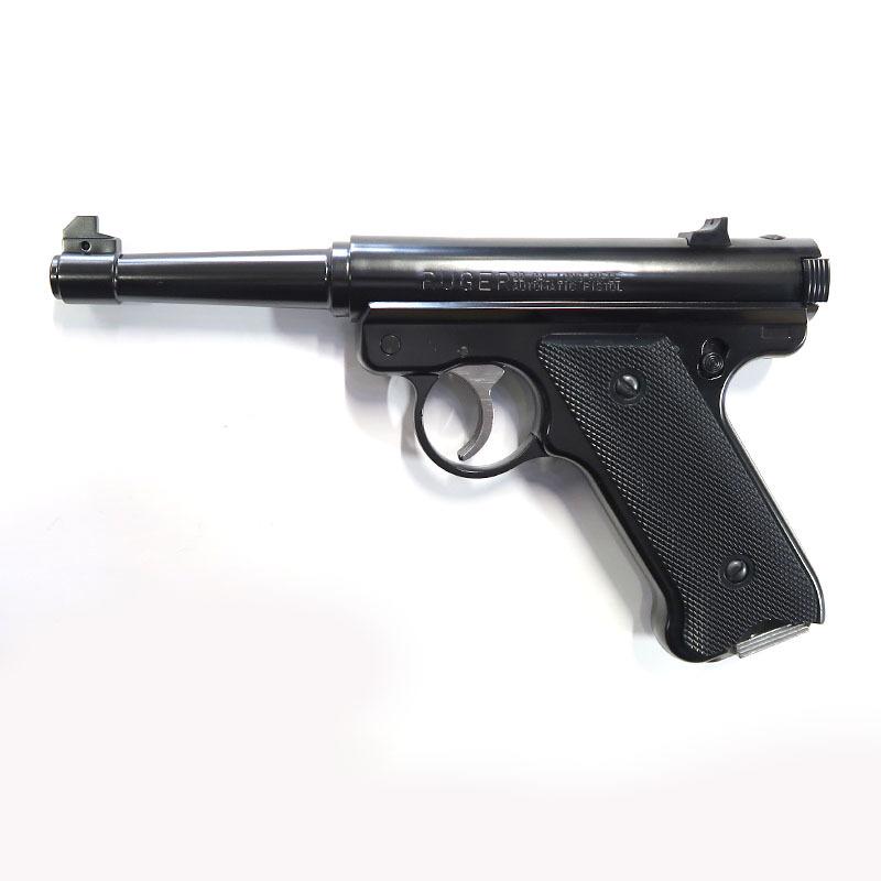 画像1: Mk1 ノーマルバレル [6mmBB/固定ガスガン] WディープブラックABS(マルシン)