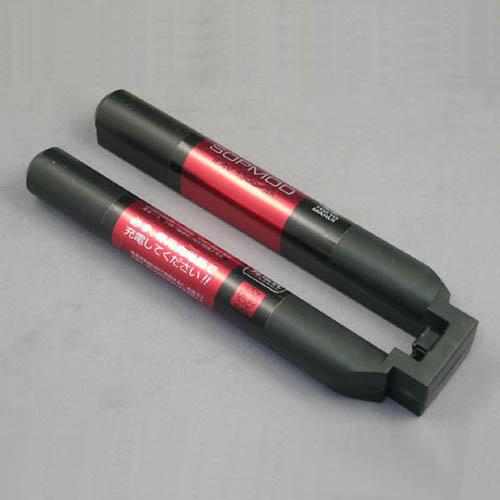 画像1: SOPMOD用 8.4V/1300mAh ニッケル水素バッテリー(Ni-MH) (マルイ)