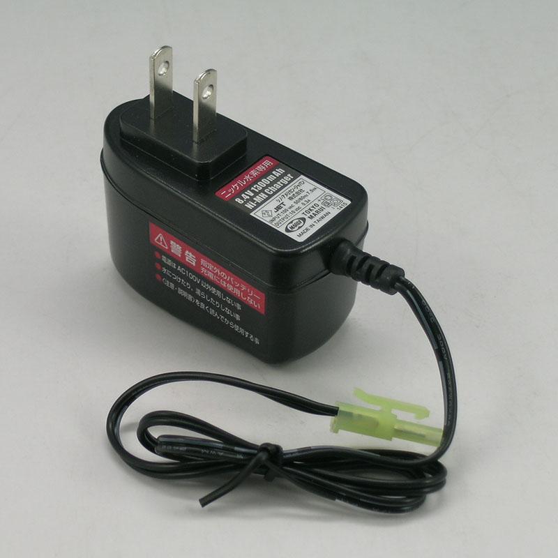 画像1: NEW 8.4Vニッケル水素専用充電器(Ni-MH) (マルイ)