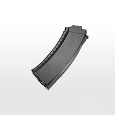 画像1: AK74シリーズ(次世代電動ガン)共通480連射マガジン[ブラック] (マルイ)