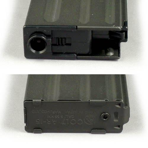 画像3: 次世代電動ガンSCAR-L/M4シリーズ用82連スペアマガジン[ブラック]