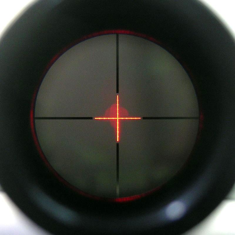 画像5: エントリーモデル[1.2-4×24]TAC ONE 12424IR・ライフル・スコープ(ノーベルアームズ)