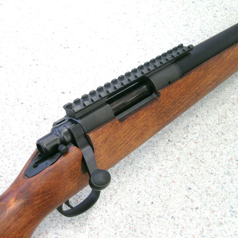 画像4: U.S.M.C. M40 AIR [ウッドストックVer.] 金属・ボルトアクションエアガン(タナカ)