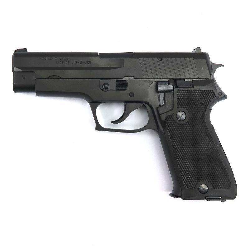 画像1: SIG P220 IC 9mm拳銃[陸上自衛隊] HW・BLKガスガン(タナカ)