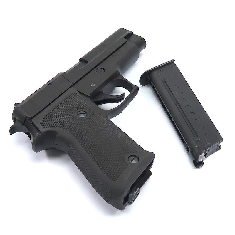 画像4: SIG P220 IC 9mm拳銃[陸上自衛隊] HW・BLKガスガン(タナカ)