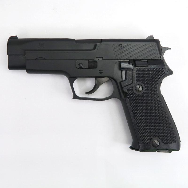 画像1: SIG P220 P75 ABS・BLKガスガン(タナカ)