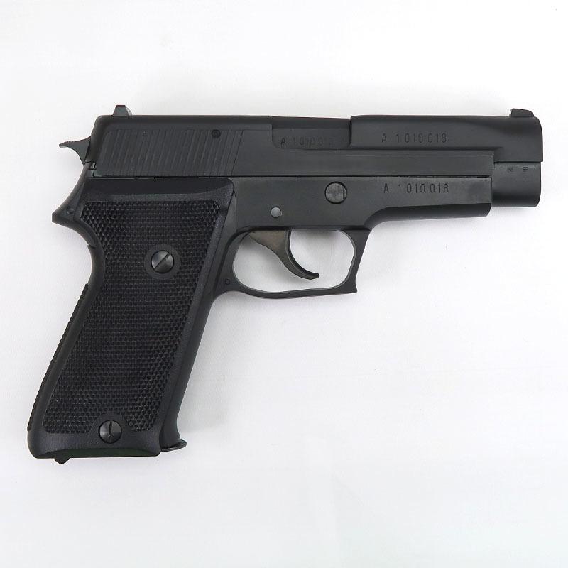 画像2: SIG P220 P75 ABS・BLKガスガン(タナカ)