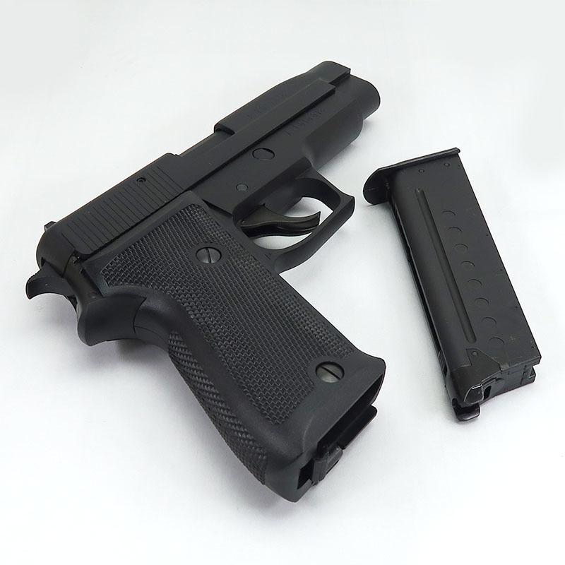 画像4: SIG P220 P75 ABS・BLKガスガン(タナカ)