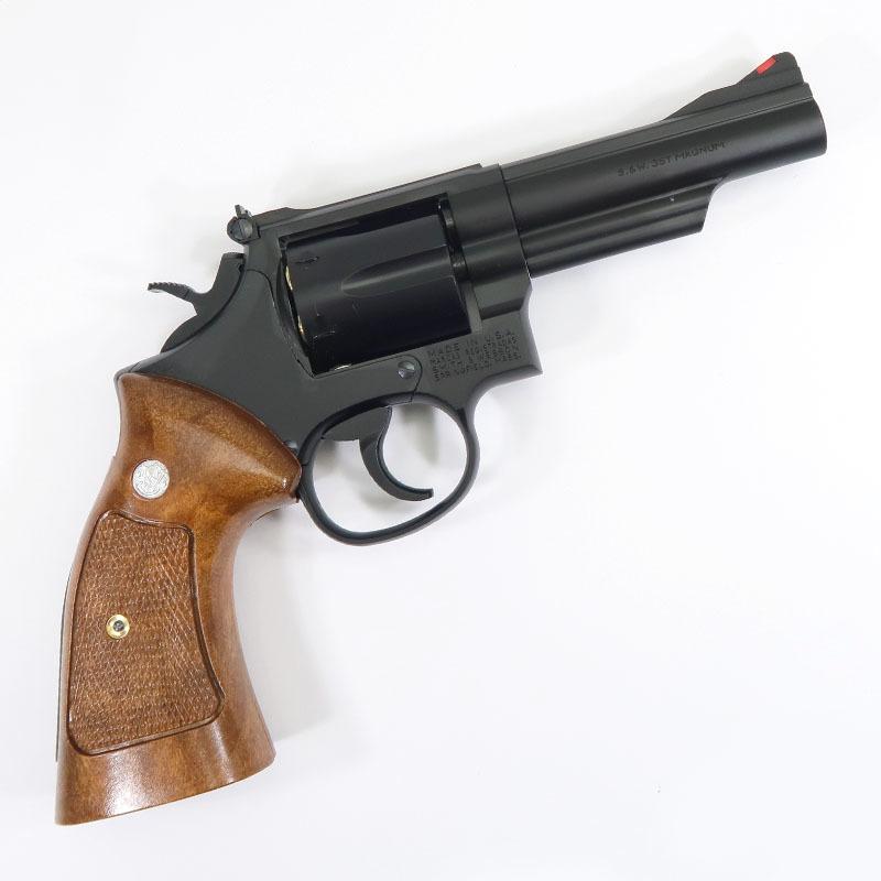 画像2: S&W M19・4インチ・コンバットマグナム Ver.3 HW・ガスガン(タナカ)