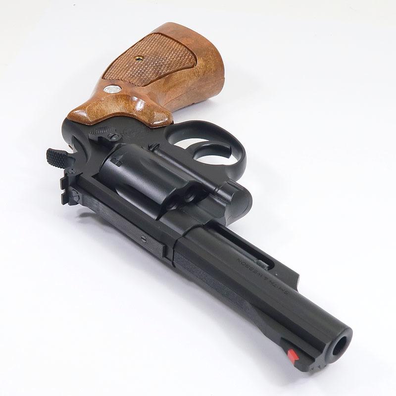 画像3: S&W M19・4インチ・コンバットマグナム Ver.3 HW・ガスガン(タナカ)