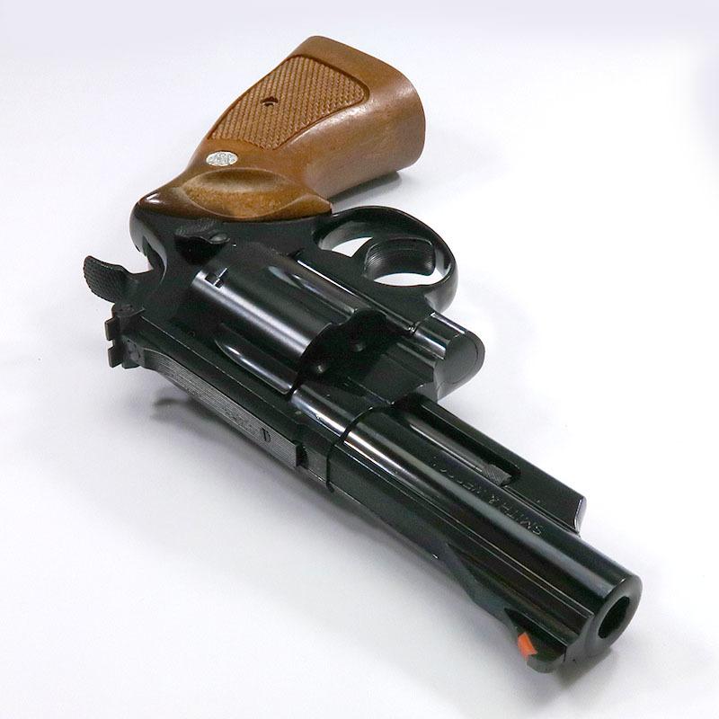 画像3: S&W M29・カウンターボアード・4インチ・Ver.3 [スチールフィニッシュ] ABS・ガスガン(タナカ)