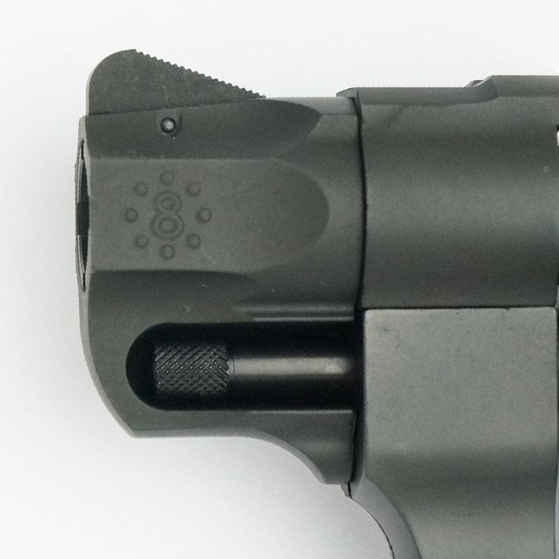 画像2: S&W M327 PC ・2インチ [Ver.2] HW・ガスガン(タナカ)