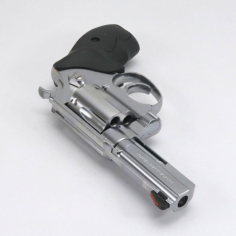 画像3: S&W M60PCフラットサイド・3インチ[Ver.2] ABS・ガスガン(タナカ)