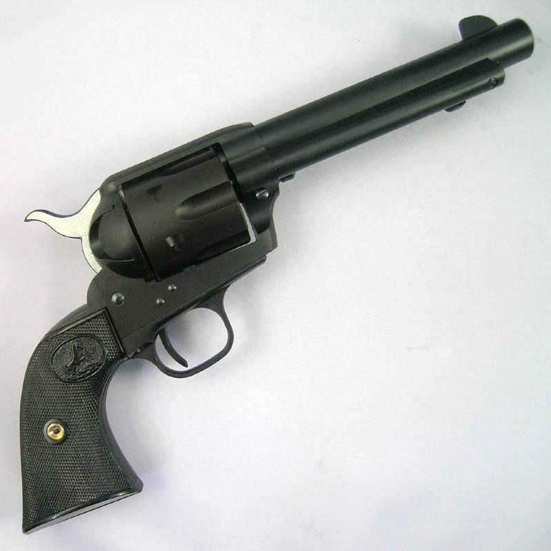 画像2: コルトSAA 2nd スタンダード [アーティラリー]5-1/2インチ  HW・発火式モデルガン(CAW)