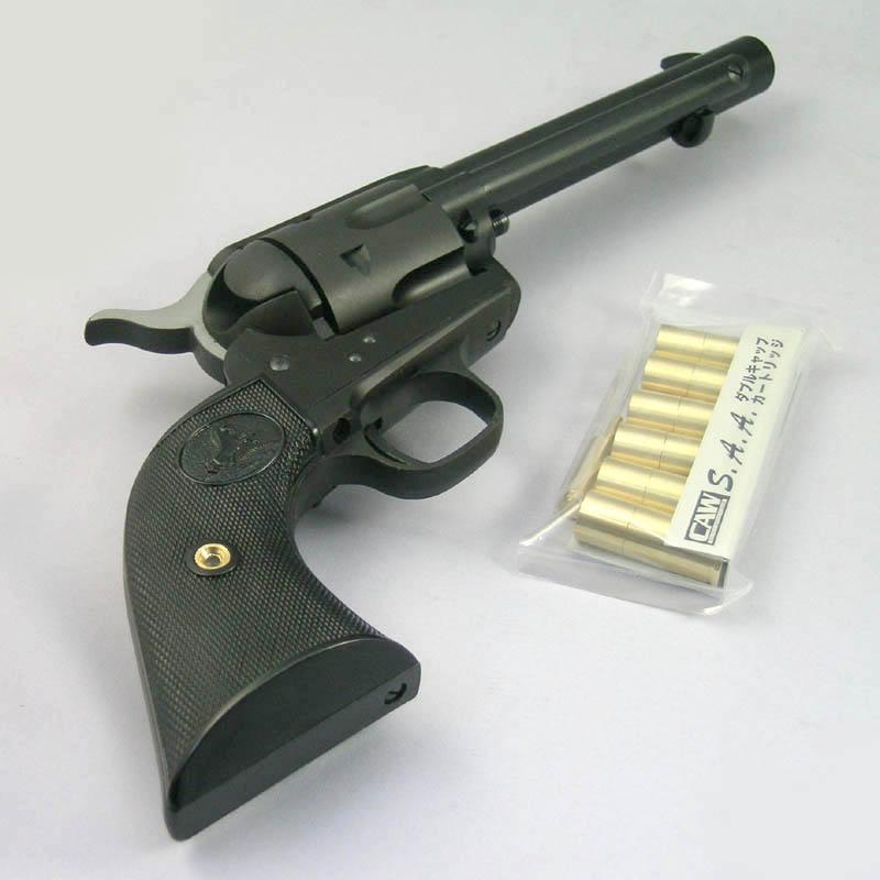 画像4: コルトSAA 2nd スタンダード [アーティラリー]5-1/2インチ  HW・発火式モデルガン(CAW)
