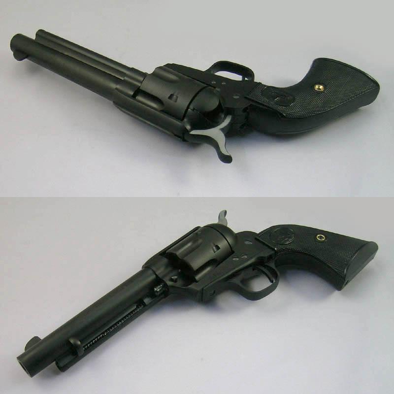 画像5: コルトSAA 2nd スタンダード [アーティラリー]5-1/2インチ  HW・発火式モデルガン(CAW)