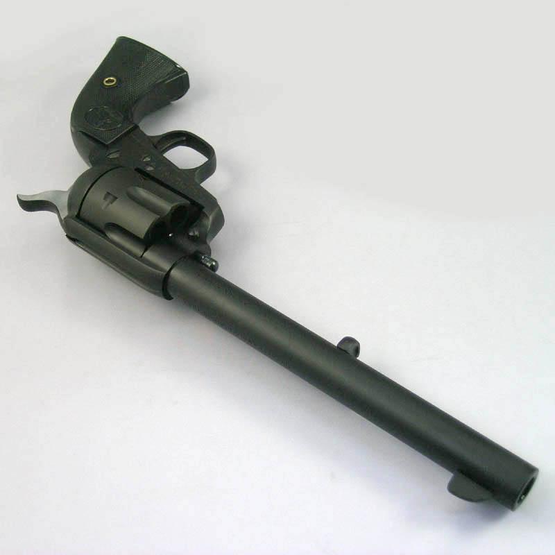画像3: コルトSAA 2nd スタンダード [キャバルリー]7-1/2インチ  HW・発火式モデルガン(CAW)