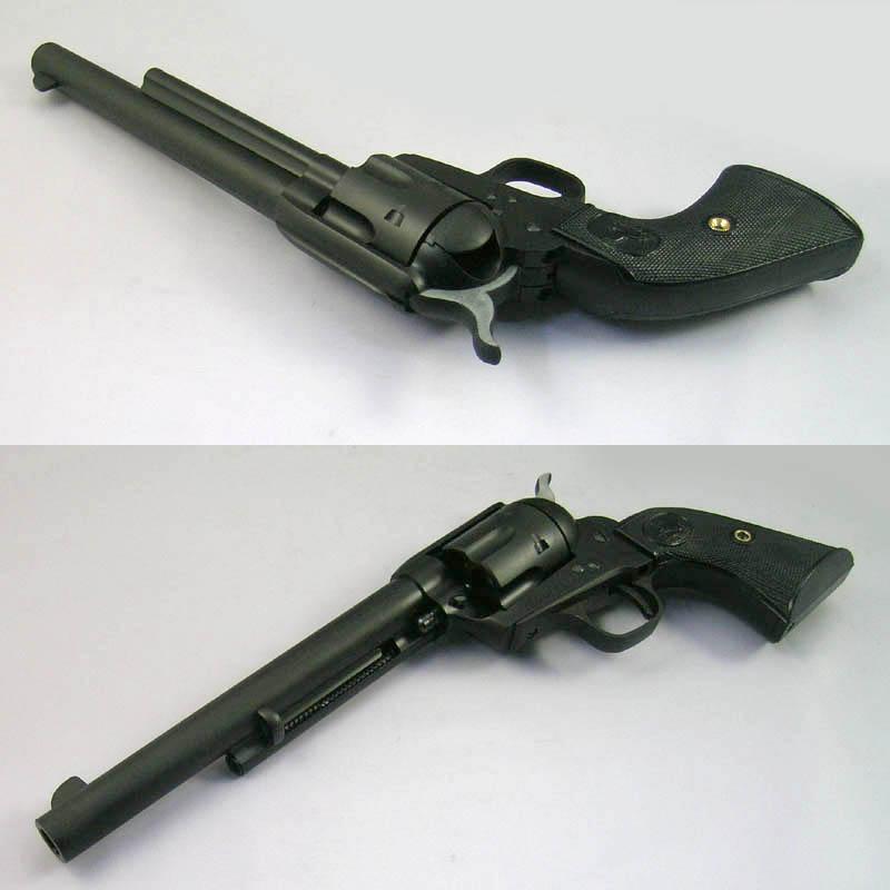画像5: コルトSAA 2nd スタンダード [キャバルリー]7-1/2インチ  HW・発火式モデルガン(CAW)