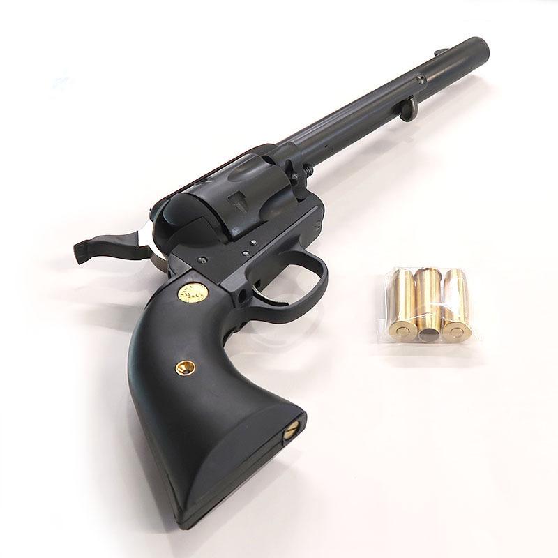 画像4: コルトSAA キャバルリー・ラバーモデル ユーピロン樹脂・発火式モデルガン(HWS)