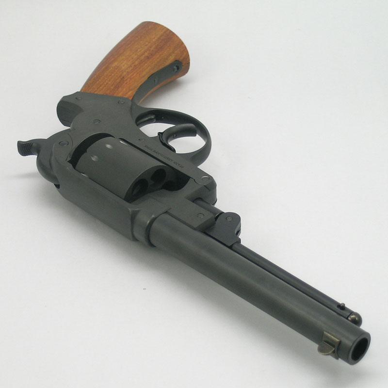 画像3: 【再販/予約商品】スタール・アーミー・リボルバー  HW・発火式モデルガン(HWS)