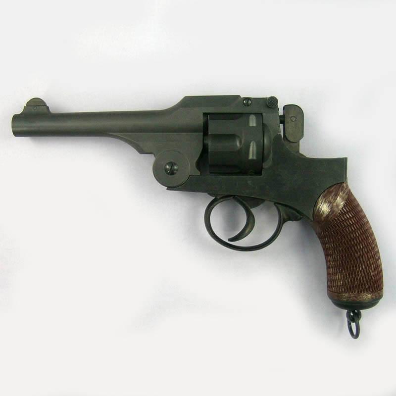 画像1: 二十六年式拳銃[ノーマルモデル/樹脂グリップ付] HW・発火式モデルガン(HWS)