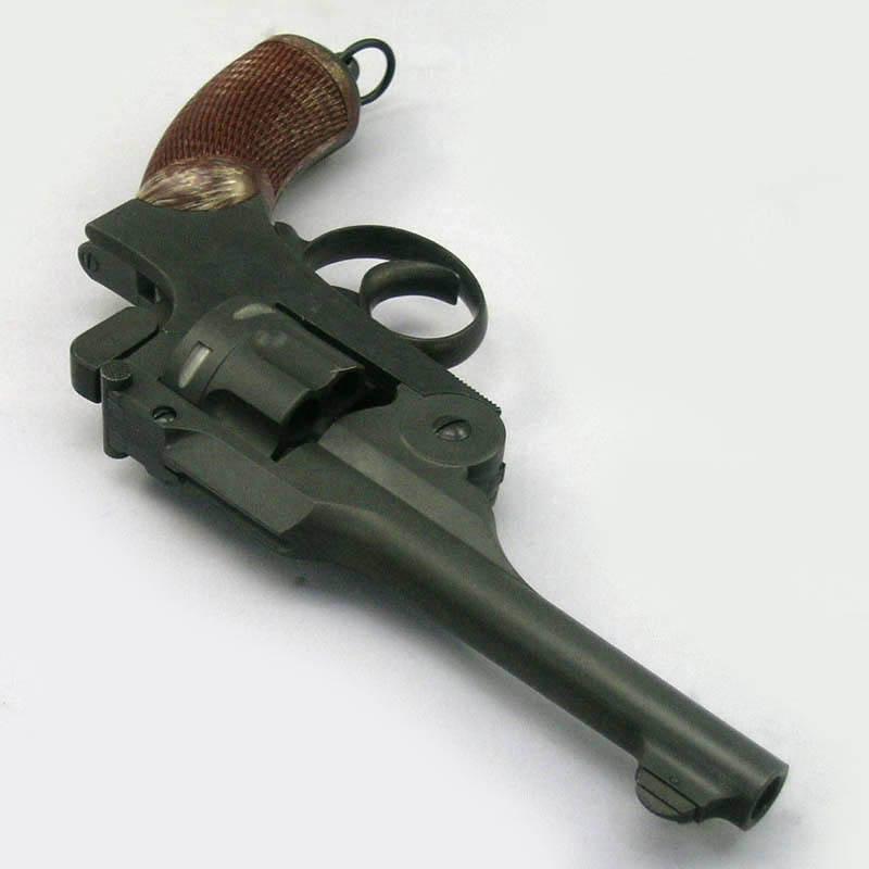 画像3: 二十六年式拳銃[ノーマルモデル/樹脂グリップ付] HW・発火式モデルガン(HWS)