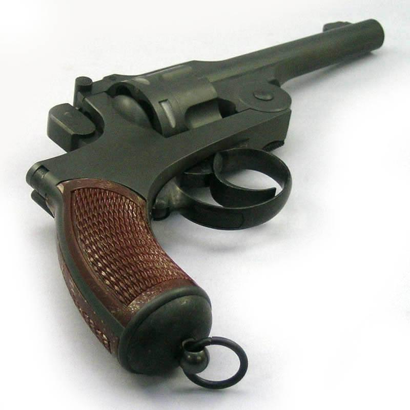 画像4: 二十六年式拳銃[ノーマルモデル/樹脂グリップ付] HW・発火式モデルガン(HWS)