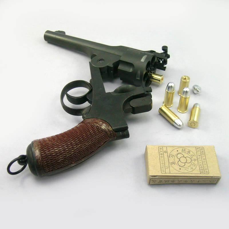 画像5: 二十六年式拳銃[ノーマルモデル/樹脂グリップ付] HW・発火式モデルガン(HWS)