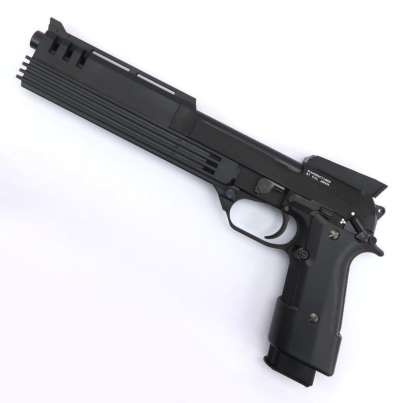 画像1: M93R オート9 モデルガン HW・BLKモデルガン(KSC)