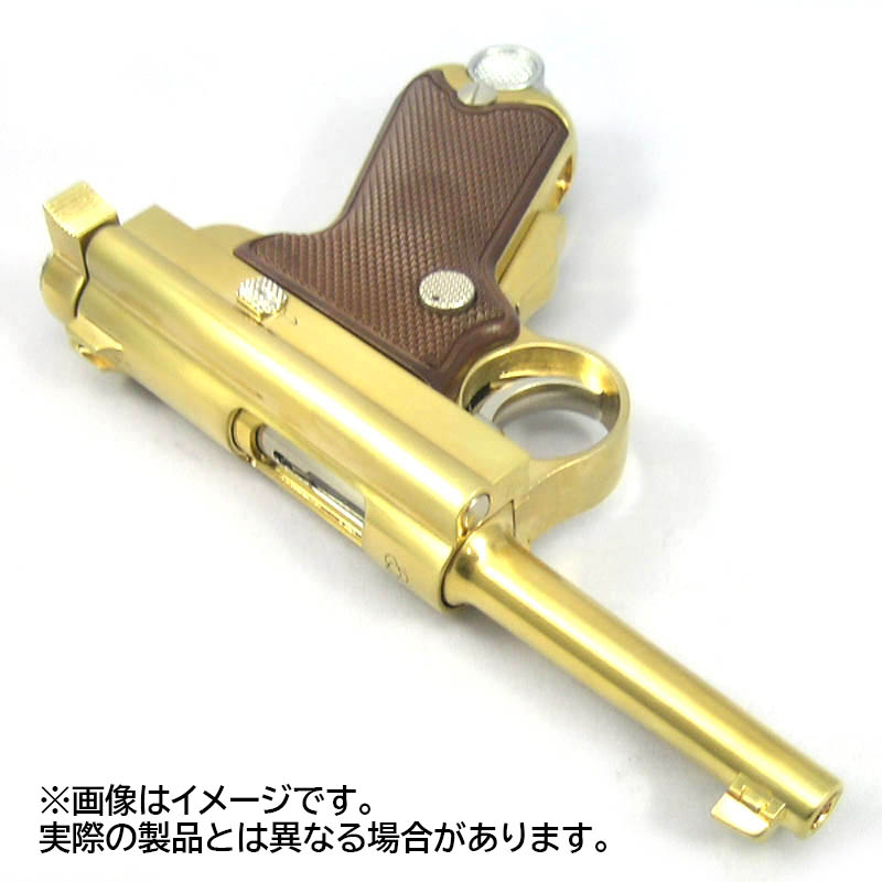 画像4: 【予約商品】南部式小型拳銃[東京砲兵工廠刻印/ダミーカートモデル] 桐箱入り 金属・ダミーカート式モデルガン(マルシン)