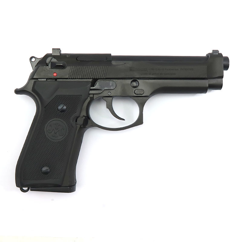 画像2: M92FS ブリガーディア ブラックHW・BLKモデルガン(マルシン)