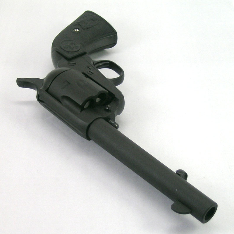 画像3: コルトS.A.A.45 2nd GEN. 5-1/2インチ HW/発火式モデルガン(タナカ)